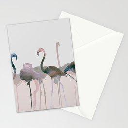 Flamingos Parede Stationery Cards