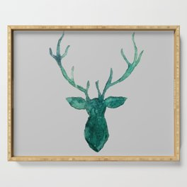 Oh Deer Serving Tray