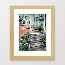 # Daily Routine Framed Art Print
