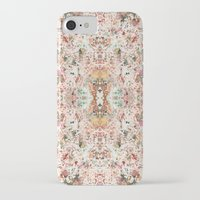 minerals iPhone & iPod Cases featuring Mystic Minerals by Caroline Sansone