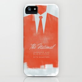 The National  iPhone Case