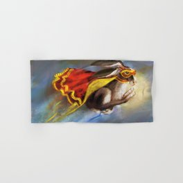 Rescue Rabbit†: When Big Chickens Fly the Coop... Hand & Bath Towel