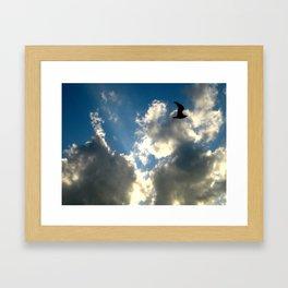 Madison Dusk Framed Art Print