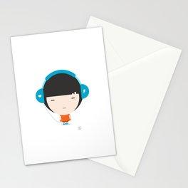 Helmet Girl: Jam Stationery Cards