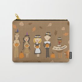 We are Blessed Carry-All Pouch