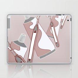 Brush 'Em Laptop & iPad Skin