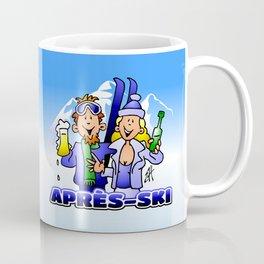 Après-ski Coffee Mug