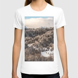 Winter Landscape 3 T-shirt