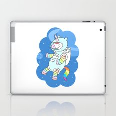 Unicorn Astronaut Laptop & iPad Skin