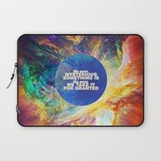 Mysterious Something Laptop Sleeve