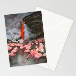 Flamingo Falls Stationery Cards