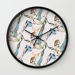 lala land Wall Clock