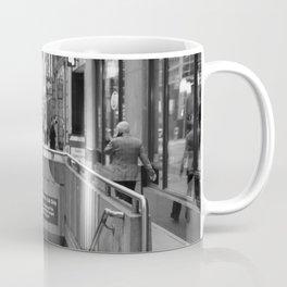 Windy Toronto city and downtown life Coffee Mug