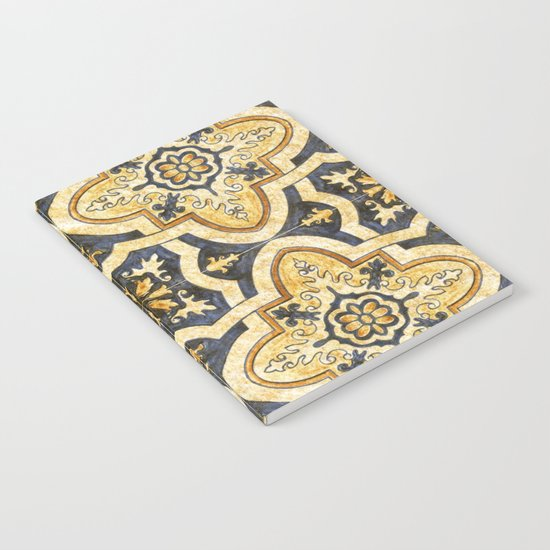 Ornamental pattern Notebook