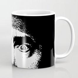 Bela Lugosi creepy eyes Dracula Coffee Mug