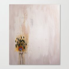 Burn Down Pretty Canvas Print