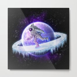 spaceskater Metal Print