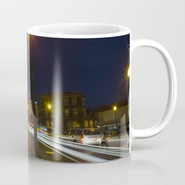 Porto Night Tram Coffee Mug