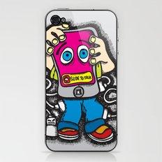 iSlave iPhone & iPod Skin