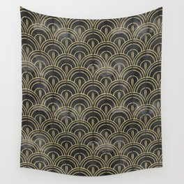 The Roaring Twenties Pattern Wall Tapestry
