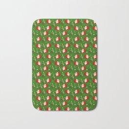 Santa Claus (Pattern) Bath Mat
