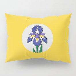 Iris Pillow Sham