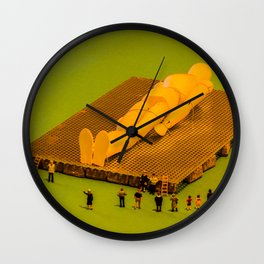 Gulliver Wall Clock