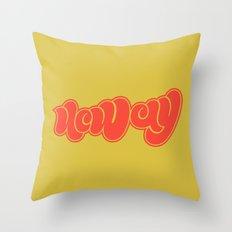 neway Throw Pillow