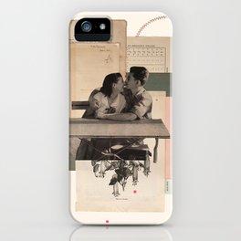 Wink Wink iPhone Case