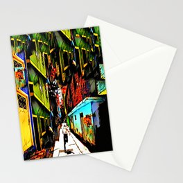 Run! Stationery Cards