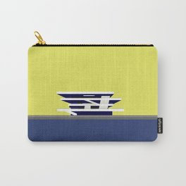 America's Cup Chipperfield Architecture Carry-All Pouch