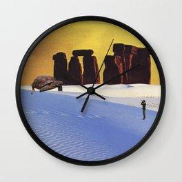 Viajes por el Desierto Wall Clock