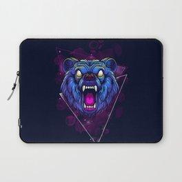 Frenzy Bear Laptop Sleeve