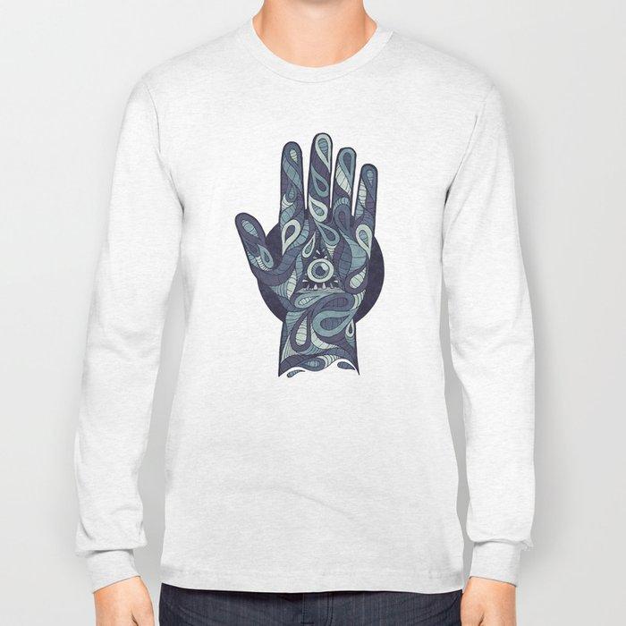 The Idle Hand Long Sleeve T-shirt