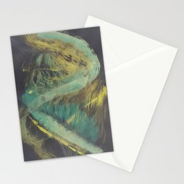 Prismatic Flow Stationery Cards