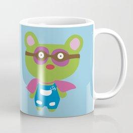 """ Super Mapache"" Coffee Mug"
