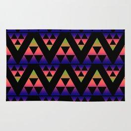 Geometric abstract decor Rug