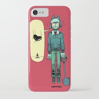 cartoons iPhone & iPod Cases featuring like in cartoons by musa
