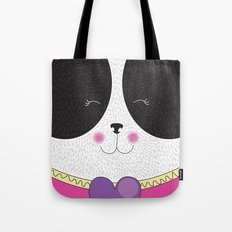 Lovely Panda Girlfriend! - cute, funny, sweet, panda bear! Tote Bag