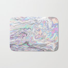 Iridiscent Bath Mat
