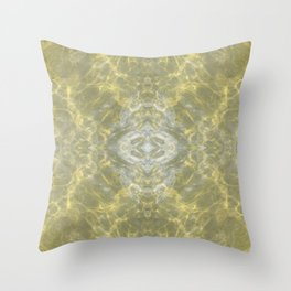 The Golden Rule Throw Pillow