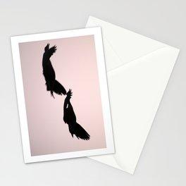 Flying Ducks Stationery Cards