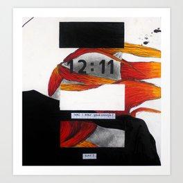 Untitled 1.87 Art Print