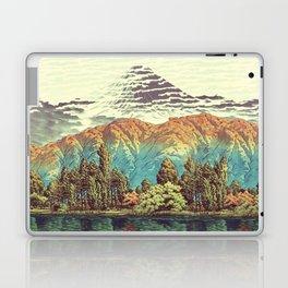 The Unknown Hills in Kamakura Laptop & iPad Skin