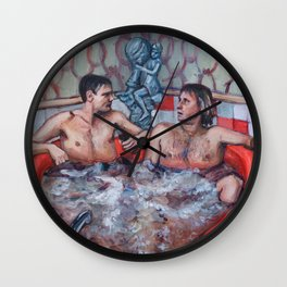 Dumb and Dumber - Some Little Filly Break Your Heart Wall Clock