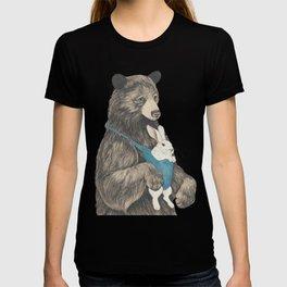 the bear au pair T-shirt