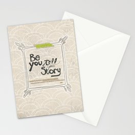 Ya Yeah | Be You Stationery Cards