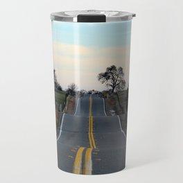 The road best traveled Travel Mug