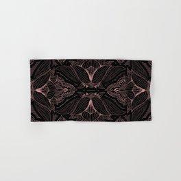 Flower Mandala 2 Hand & Bath Towel