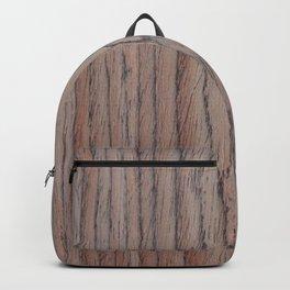 unique makassar wood brown nature design Backpack